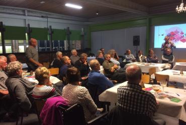 Voordracht/Discussie avond 'Plannen voor Plaats'